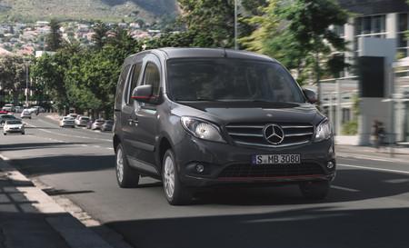 El Mercedes-Benz Citan Tourer se actualiza: estrena motor 1.5 litros turbodiésel con tres potencias