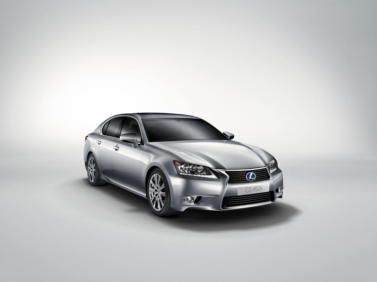 Foto de Lexus GS 450h (2012) (2/62)