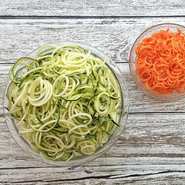 Espiralizador de verduras: ¿cuál es mejor comprar? Consejos y recomendaciones