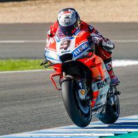 Danilo Petrucci se impone el primer día de test de MotoGP en Jerez y Jorge Lorenzo causa sensación