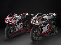 Ducati 1098R réplica Troy Bayliss