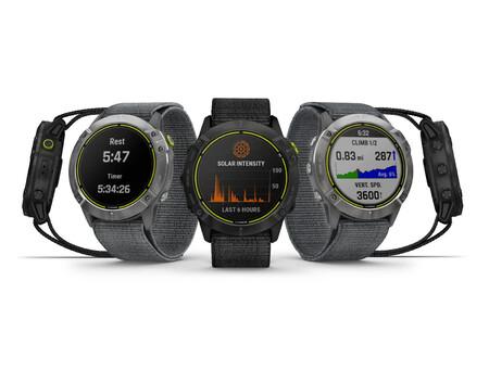 Garmin Enduro: un smartwatch para deportistas extremos que promete hasta un año de autonomía