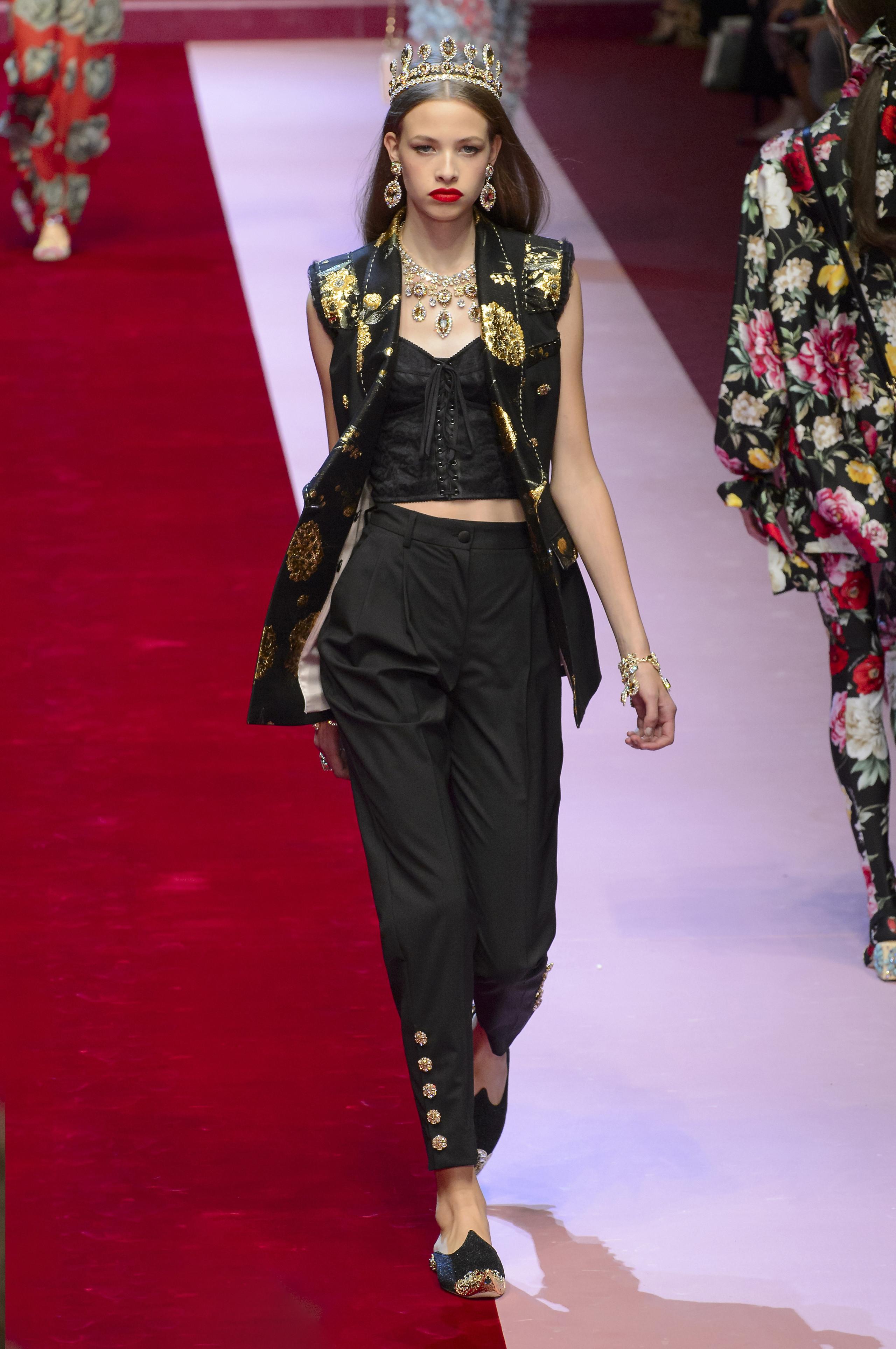 Foto de Dolce&Gabbana Primavera/Verano 2018 (70/106)