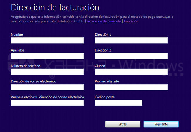 Foto de Comprar Windows 8 por Internet paso a paso (9/22)