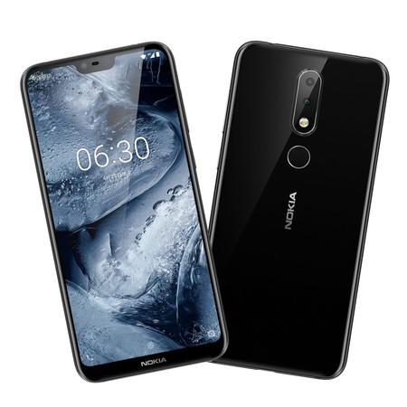 Nokia X6 Android One de 64GB en versión internacional por sólo 167 euros y envío gratis con este cupón de descuento