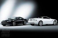 Aston Martin se despide del año con tres ediciones especiales del DB9