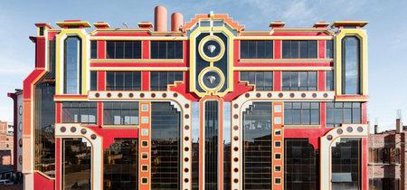 La estética Neoandina: los edificios que conectan el pasado boliviano con el futurismo arquitectónico