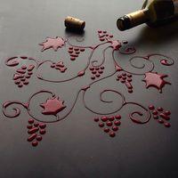 Comida de EsCultura: Aravis Dolmena artista con los líquidos