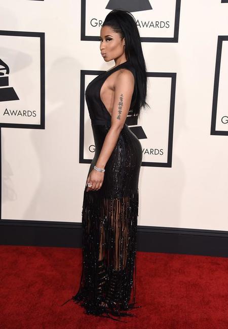 Nicki Minaj Grammy 2015 3