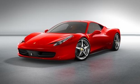 Ferrari presenta el 458 Italia