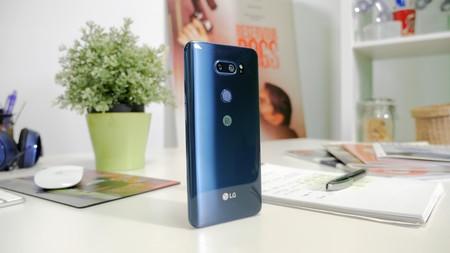LG V30 trasera