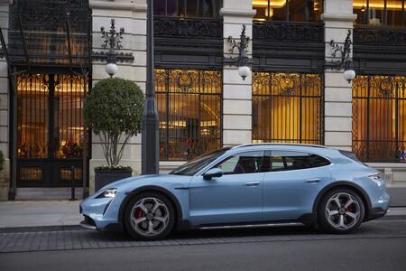 Porsche Taycan Cross Turismo Prueba Contacto 4