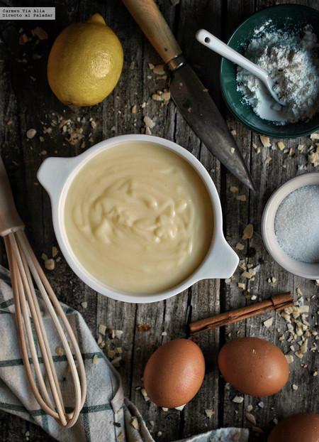 Crema Pastelera Receta De Cocina Facil Sencilla Y Deliciosa