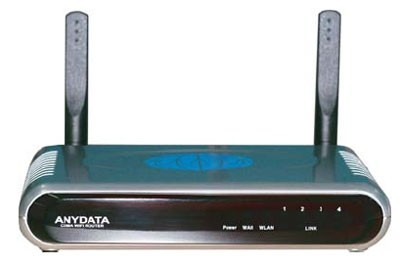 AWR-600, router HSDPA