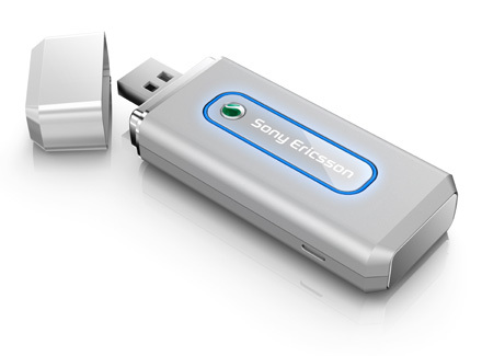 Módem USB 3G MD300 de Sony Ericsson