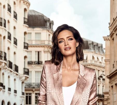 Los tres peinados de Sara Carbonero en su campaña con L'Oréal Paris que podrían inspirarte para peinar tu corte de pelo shag