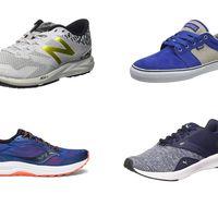 Chollos en tallas sueltas de zapatillas Etnies, Saucony, New Balance o Puma en Amazon desde 15 euros