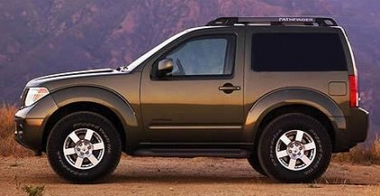 Nissan Pathfinder corto (II)