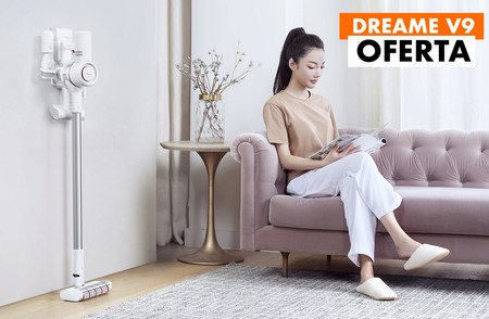 El aspirador Dreame V9 de Xiaomi, que puedes usar en casa y en el coche, tiene una autonomía bestial y hoy está rebajado con este cupón de descuento