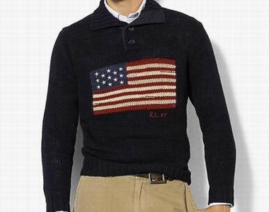 Ralph Lauren reedita su jersey más patriótico