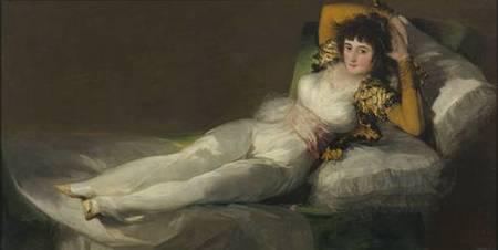 Luces y Sombras de Goya en  la Fundación La Caixa de Barcelona