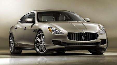 Maserati Quattroporte 2013, novedad en el Salón de Detroit