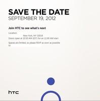 HTC también prepara un evento para Septiembre
