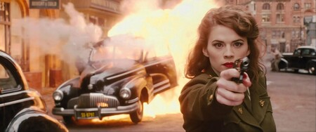 Action Packed Spot For Marvels Agent Carter