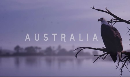 Australia a vista de pájaro