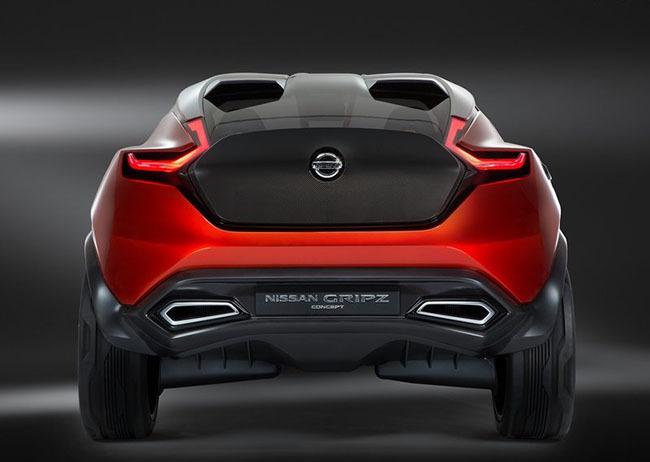 Foto de Nissan Gripz Concept (11/18)