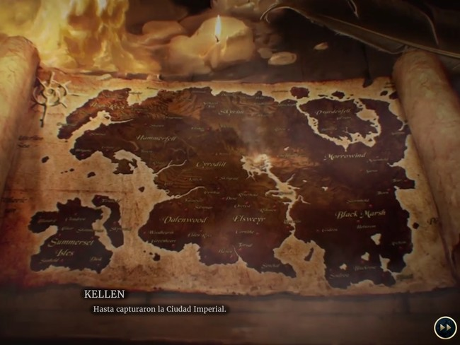 Elder Scroll Legends 7