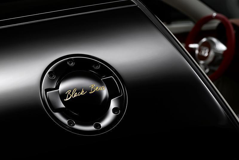 "Foto de Bugatti Veyron ""Black Bess"" Legends Edition (7/17)"