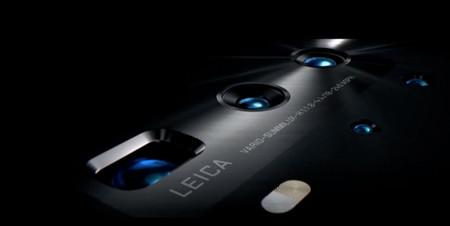 Las cámaras del Huawei P40 Pro+