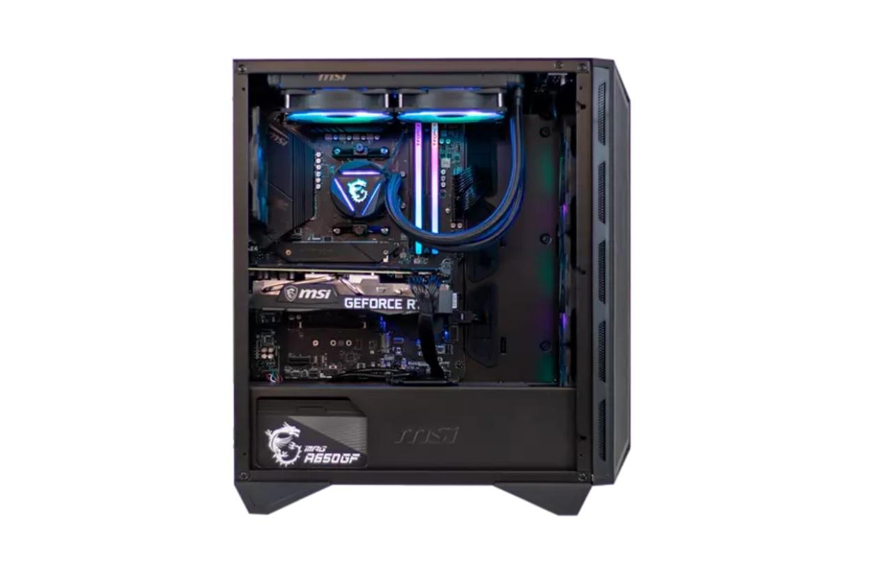 PC gaming - PC Clon Powered By MSI B550, AMD Ryzen™ 5 5600X, 16 GB RAM, 1 TB SSD, GeForce RTX 3070