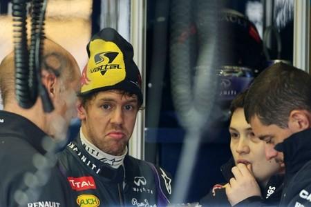 Sebastian Vettel marca el mejor tiempo en la única sesión libre en seco