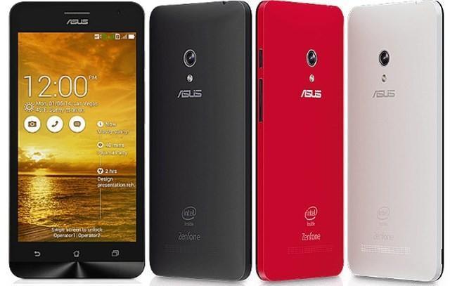 El ASUS Zenfone 5 Lite va a por la gama baja en mercados asiáticos