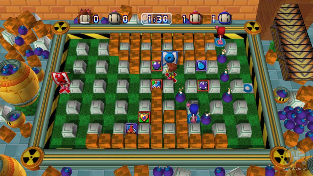 Foto de 031210 - Bomberman Live: Battlefest (5/6)