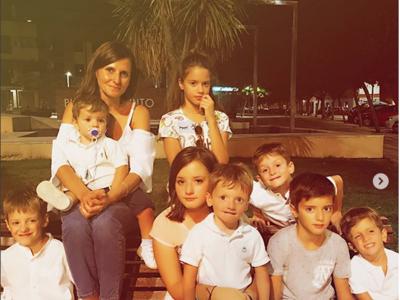 """""""No necesito sentirme realizada en nada más que en mi familia"""", hablamos con Irene, madre de nueve hijos"""