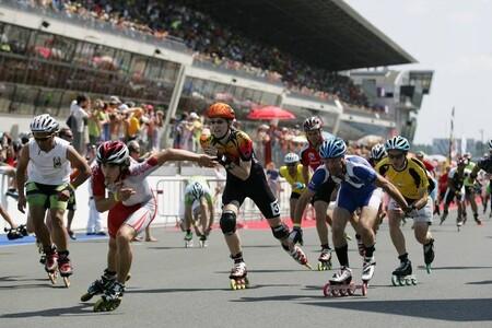 Las otras 24 Horas de Le Mans: una loca carrera sobre patines que toma el relevo a los coches del WEC