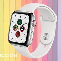 Chollazo: el Apple Watch Series 5 de 44mm en acero GPS+Celular lleva un rebajón de 212 euros en el outlet de MediaMarkt en eBay