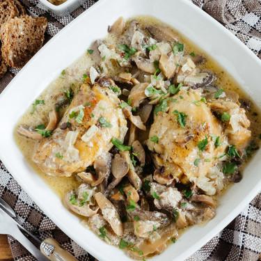 Pollo Strogonoff, arroz frito de coliflor y más en Directo al Paladar México