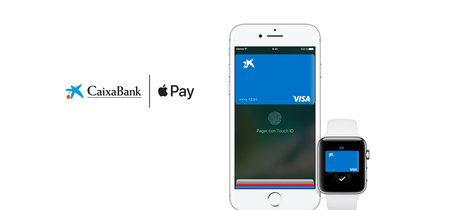 Apple Pay llegará a CaixaBank antes de final de año