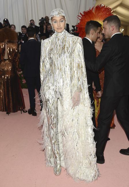 Gigi Hadid gala met 2019