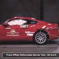 El Ford Mustang obtiene tan sólo dos estrellas en EuroNCAP. ¿Qué ha pasado?