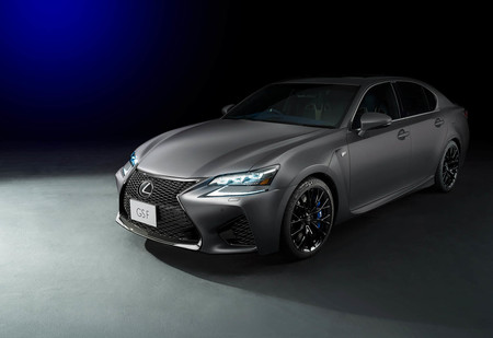 Lexus Gs F F10th Anniversary