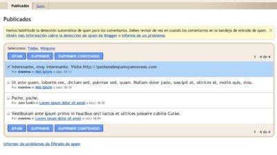 Blogger implementa mejoras en el sistema de comentarios