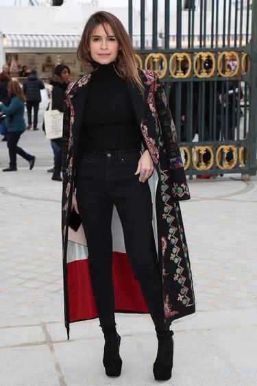 ¡Ninguna celebrity quiso perderse los desfiles de Valentino y Louis Vuitton!