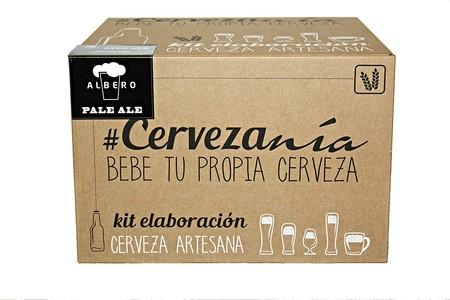 Black Friday 2017: Bajada de precio en el Kit de elaboración de cerveza rubia Pale Ale, ahora por sólo 43,90 euros y envío gratis