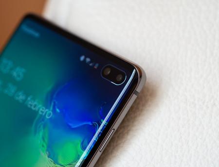 Samsung Galaxy S10plus Animacion Reconocimiento