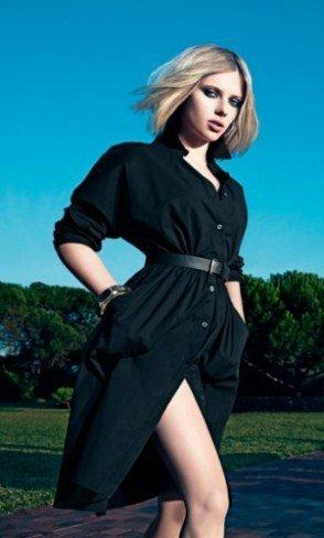 Scarlett Johansson para Mango. Nuevas imágenes y propuestas